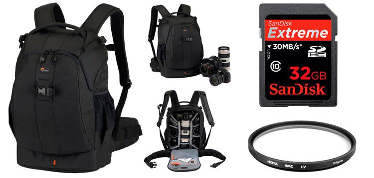 полезные аксессуары для фотоаппарата
