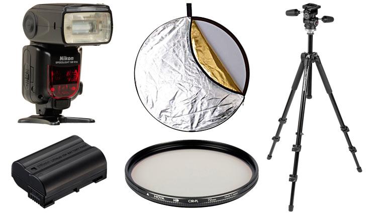 относительно полезные аксессуары для фотоаппарата