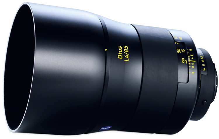 carl zeiss otus 85mm