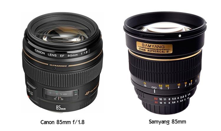 Какой взять объектив для Canon 650D (700D, 600D, 550D)?