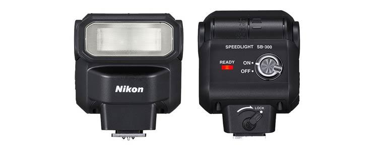 nikon sb-300 speedlight