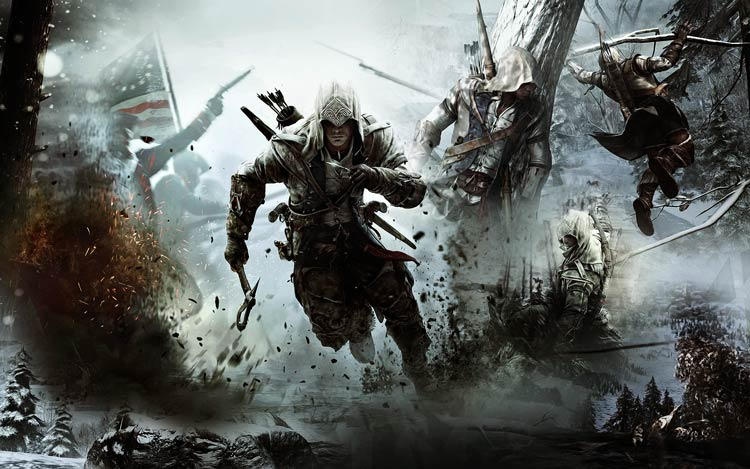 обзор игры Assassin's Creed III