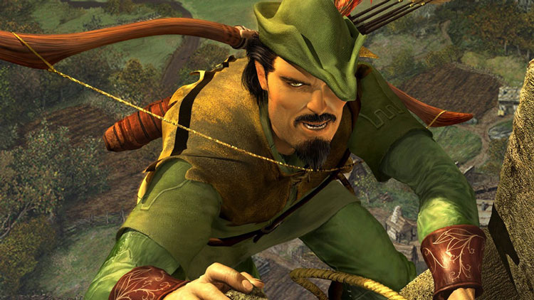 robin hood the legend of sherwood
