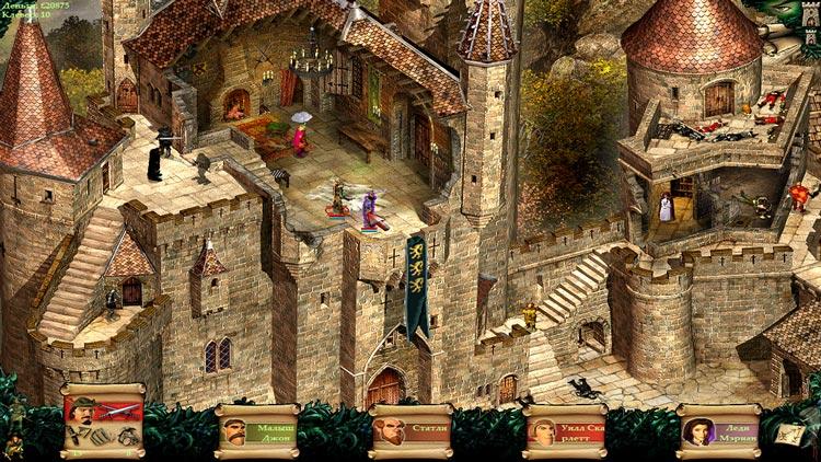 скриншот робин гуд легенда шервуда