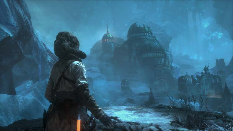скриншот 9 из rise of the tomb raider