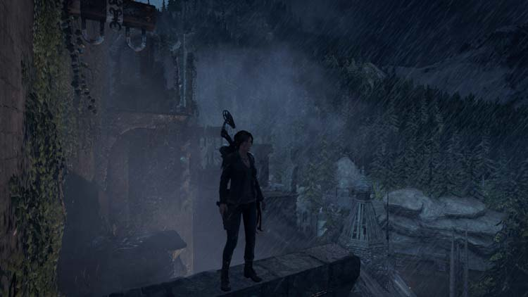 скриншот 12 из rise of the tomb raider