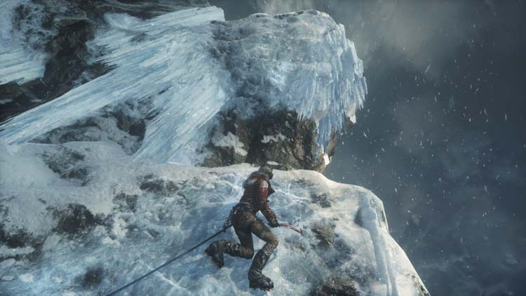 скриншот 2 из rise of the tomb raider