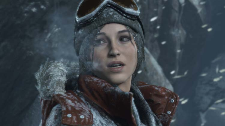 скриншот 11 из rise of the tomb raider