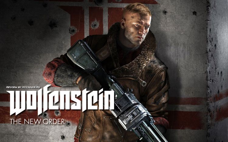 review wolfenstein the new order