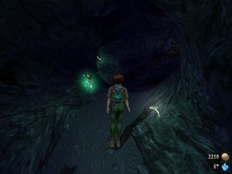 zanzarah пещеры